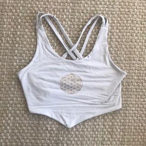 Tops - Yoga crop top